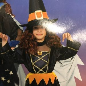 3 in 1 costume Halloween witch or devil 12/14
